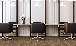 Commercial-flooring, luxury-plank