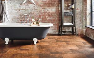 Laminate Flooring, stone texture